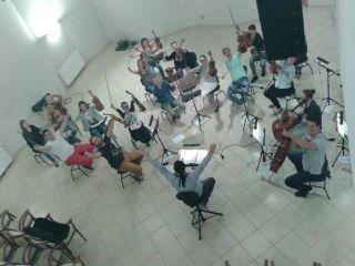 Czytaj więcej: Elbląska Orkiestra Kameralna - próba