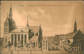 Kościół św. Mikołaja i Stary Ratusz